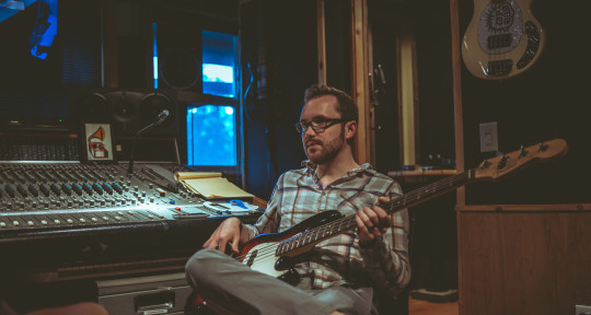 Session Bassist and Programmer - Jason Call