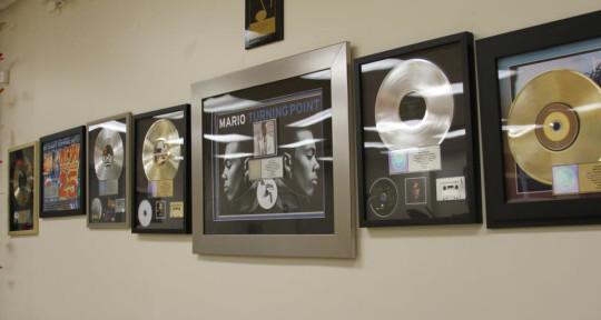 Music Recording Studio - BLK Water Studios