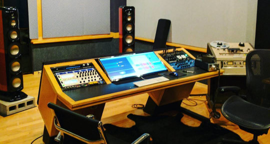 Photo of Blackler Mastering