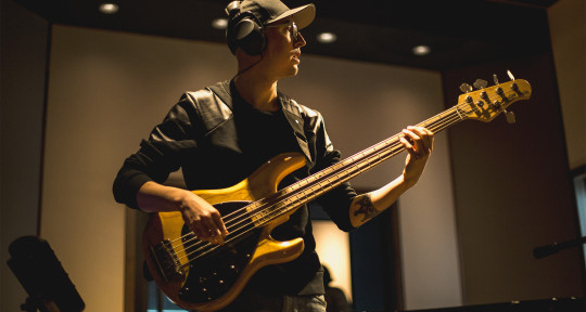Session Bassist-Music Producer - Lito Pad