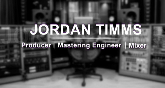 Mixing & Mastering - Timms Production
