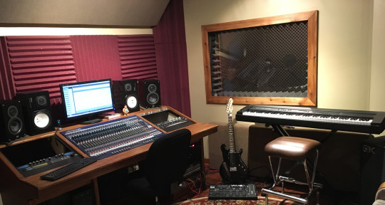 Recording Studio - True Sound Records
