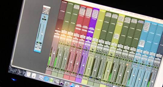 Mixing, Mastering, Beat Making - Darius 'tabu' Lipsey