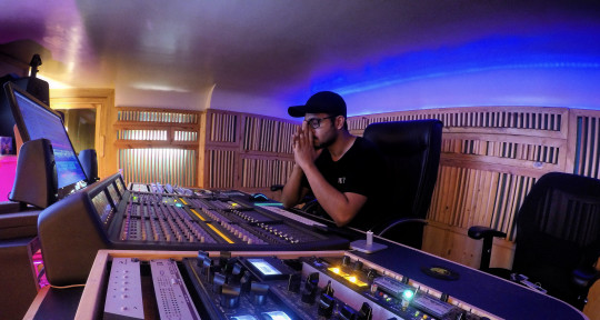 Remote Mixing and Mastering - Abhishek Ghatak