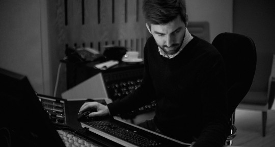 Mastering Engineer - Morgan Nicolaysen
