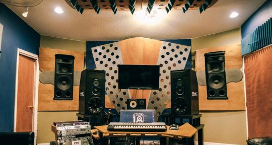 Recording, Mixing, & Mastering - Studio 18