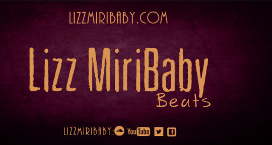 I play with sound. - Lizz MiriBaby