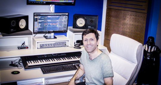 Music Composer & Sound Design - Rodrigo Mardones