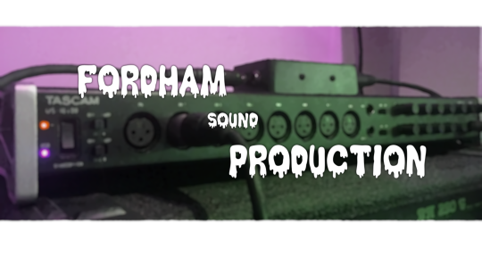 Mixing, mastering & re-amping - Fordham Sound Production