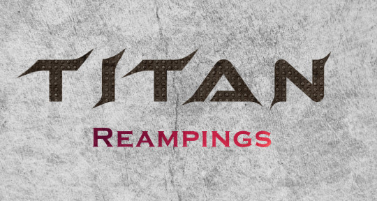 Photo of Titan Reampings