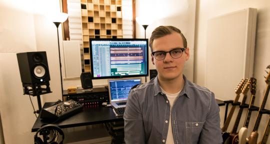 Producing, Mixing, Editing - Bison Audio