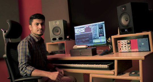 Mixing | Mastering | Post - Mervin T Thomas