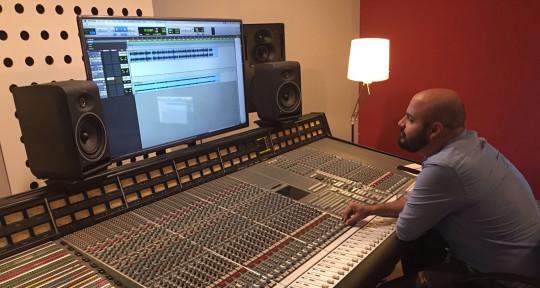 Studio/Live Guitarist  - Johanns Steiner
