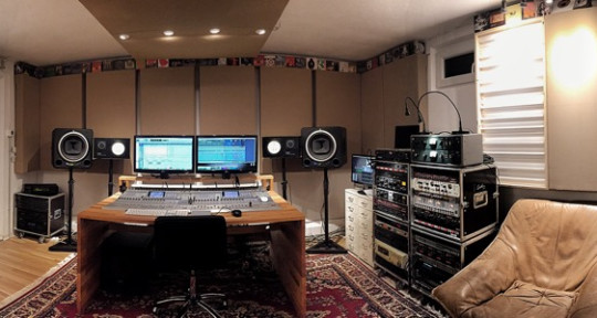 Photo of Basement Studios