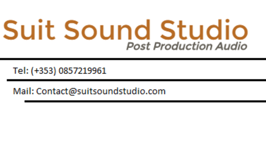 Photo of Suit Sound Studio