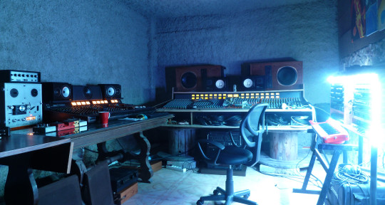 Audio Mixing, Audio magician - Hugo Grave