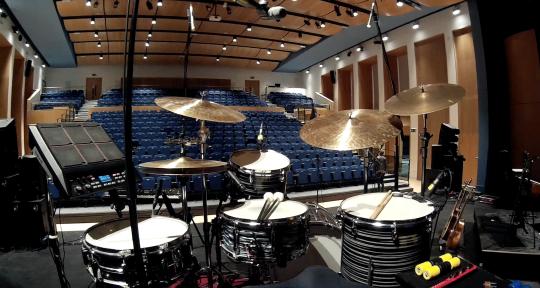 Drums | Perc | BVs | Trumpet - Jack Beddis