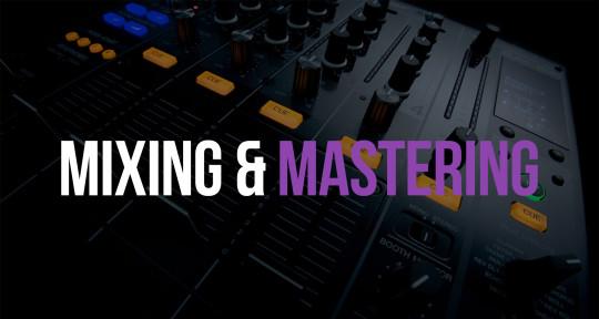 Mixing & Mastering - Thomas