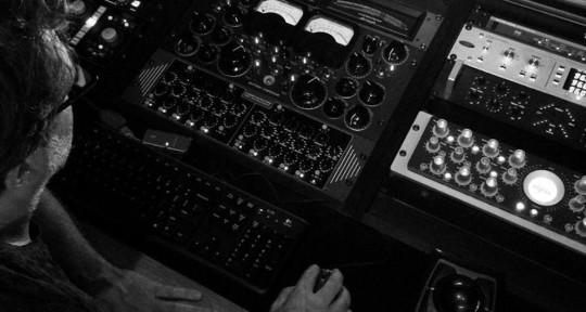 Photo of John Greenham Mastering