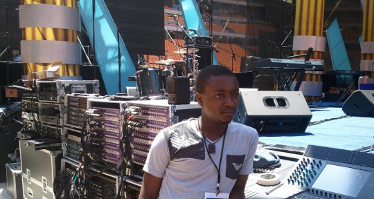 System tech,FOH and monitor. - JEDIDIA DOMINICK CHILIJILA