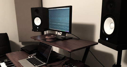 'Recording Studio', Mixing' - Epsilon Recordings