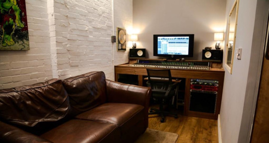 Studio, Producer, Mixer - InSound Media