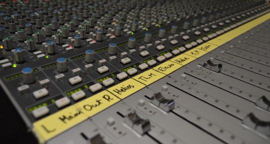 Mix Engineer, Recording Studio - Matheus Silva