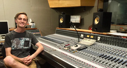 Audio Engineer and Composer - John Micensky