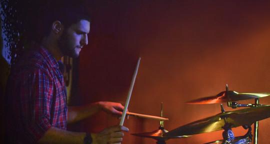 Online session drummer - Nitzan