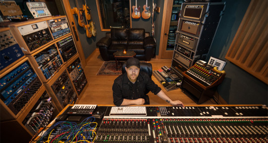 Producer, Guitarist, Mixer. - David Kalmusky