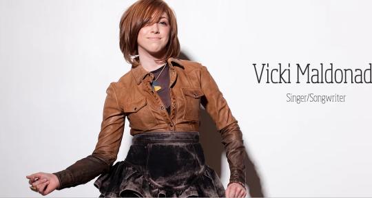 Sing, Write, Produce - Vicki Maldonado