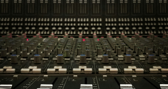 Freelance Audio Engineer - Custom Machine Productions