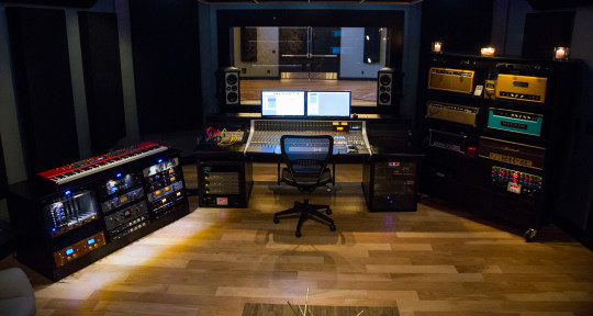 Mixing, Mastering, Production - Cory Nelson