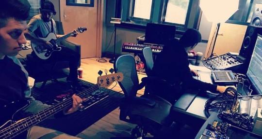 Session Bassist - Ben Butler