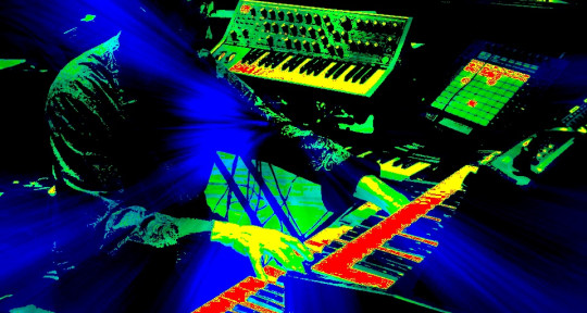 Keyboards, Synthesizers, Piano - Neil Alexander
