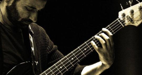 Bassist for your music - Andrea Cocilovo