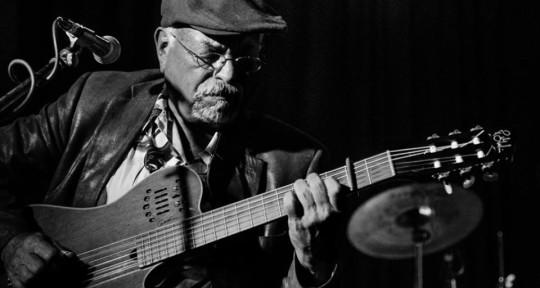 Guitarist, Singer, Songwriter - Ron Franklin