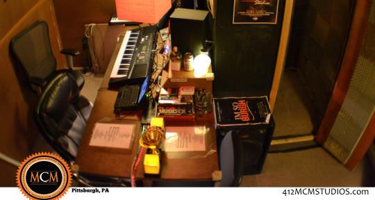 Recording, Mixing, Mastering - MCM Studios