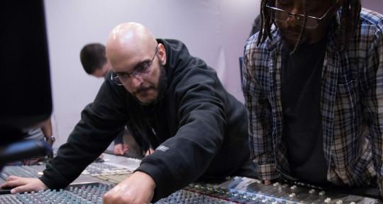 Recording/Mixing Engineer - Mike Peña