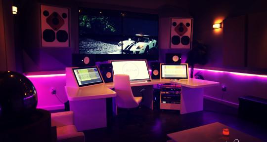 Recording Studio - Ultrium Studios