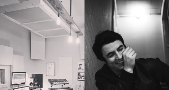 Record Producer/Mixer/Engineer - Louis Bartolini