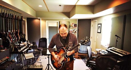 Guitarist Producer Mixer - Stephen Leiweke