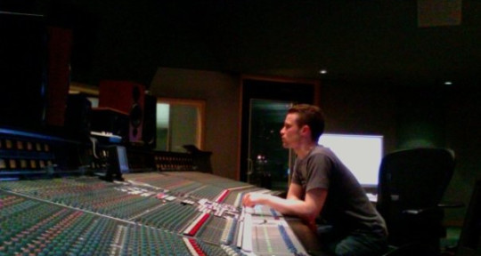 Mixing Engineer + Producer - Kevin Porter