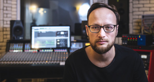 Recording, Mix, Mastering - Rafal Smolen