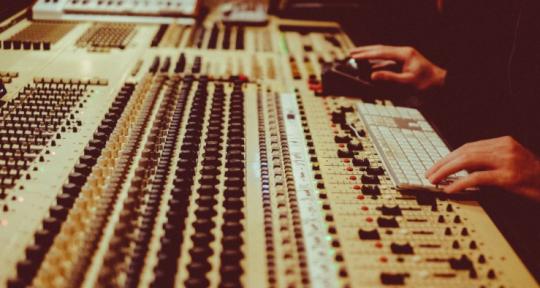 Engineer, Produce & Mix - Joshua D Niles