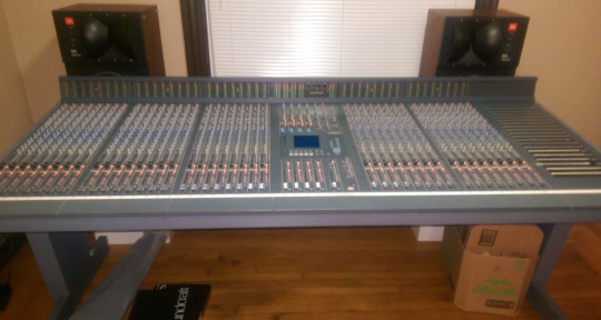 Mix Engineer, Recording Studio - Mark DiPrete