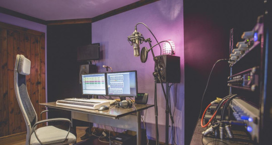Recording Studio - Soundscape Studio