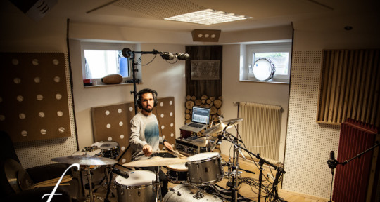Drumming , Producing - Christoph Sztrakati