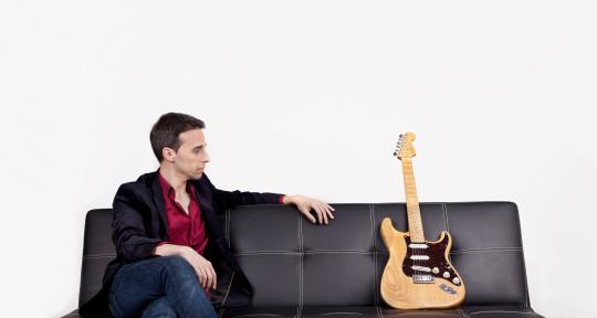 Session Guitarist - Abel Franco