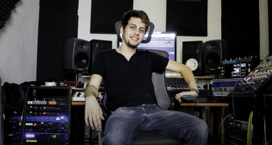 Photo of Naor Hazan M.A.R.S Studios